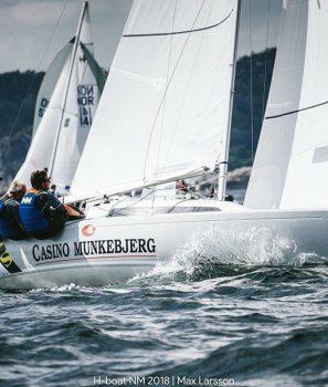 5. plads til VM i H-båd