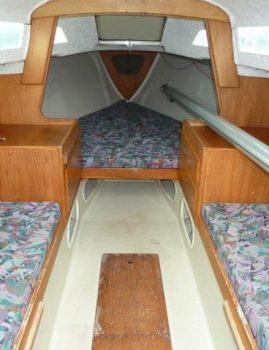 Velsejlende h-båd sælges
