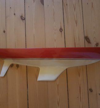 Model af H-båd